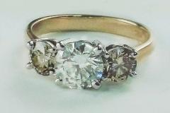 Diamond-argyle-ring