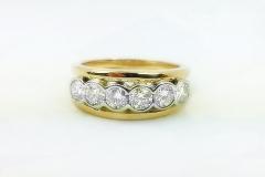 Rubbed-in-diamonds