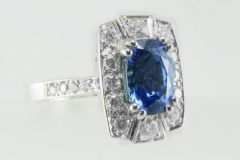 Sapphire-Deco-Ring