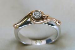white-and-yellow-diamond-ring
