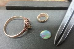 Ring-restoration