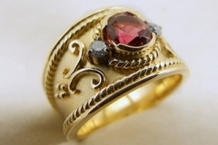 Tourmaline-and-diamond-Ring-1